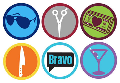bravo-foursquare-badges