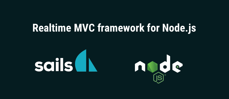 How to MVC with node.js & sails.js