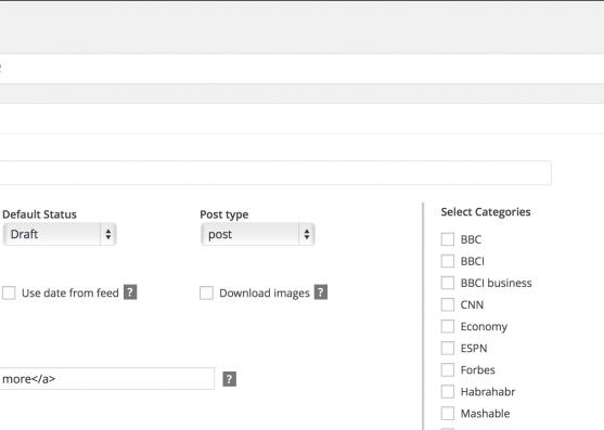 RSS AutoPilot - the unique content extractor - WordPress