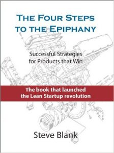 Cover for The Four Steps to the Epiphany: Successful Strategies for Startups That Win by Steven G. Blank