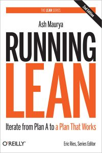 Cover for Running Lean: Iterate from Plan A to a Plan That Works by Ash Maurya