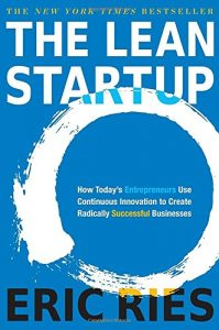 Cover for The Lean Startup: How Today's Entrepreneurs Use Continuous Innovation to Create Radically Successful Businesses by Eric Ries