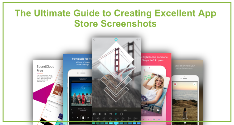 How to create screenshots for app store