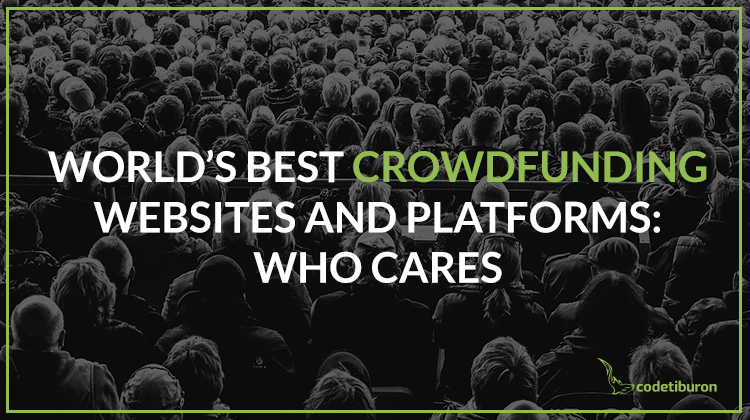 Best crowdfunding websites