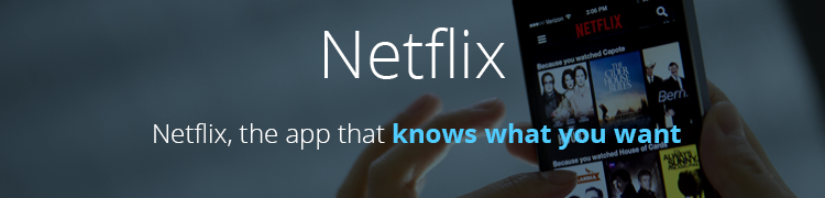 Machine learning in Netflix