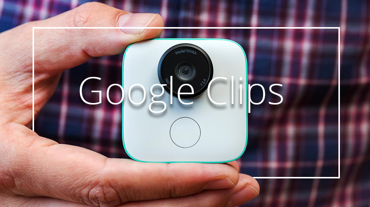 Google's Clip Camera