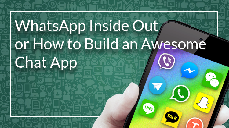 How to create a chat app like WhatsApp