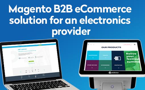 Magento B2B ecommerce_slider image