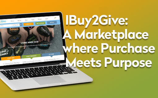 Marketplace where purchase meets purpose