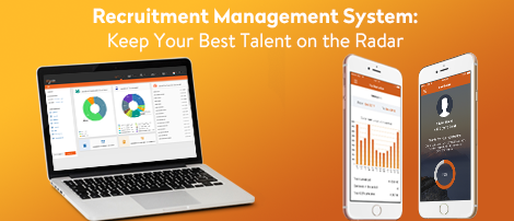 Recruitment management system web and mobile with messaging