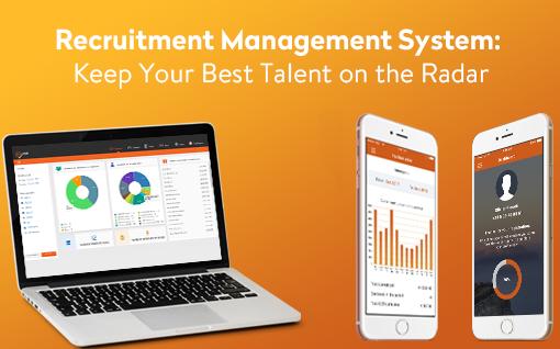 Recruitment management system web_mobile