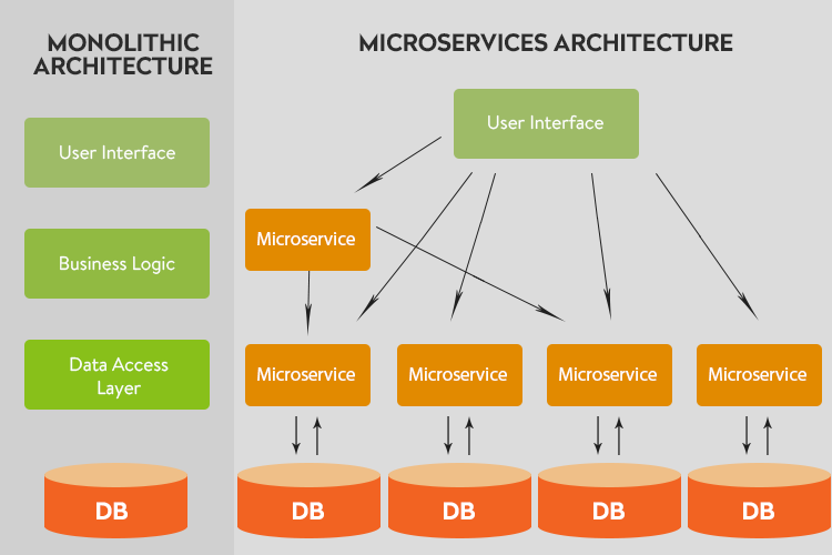 Microservices architecture in application building: what, when, and